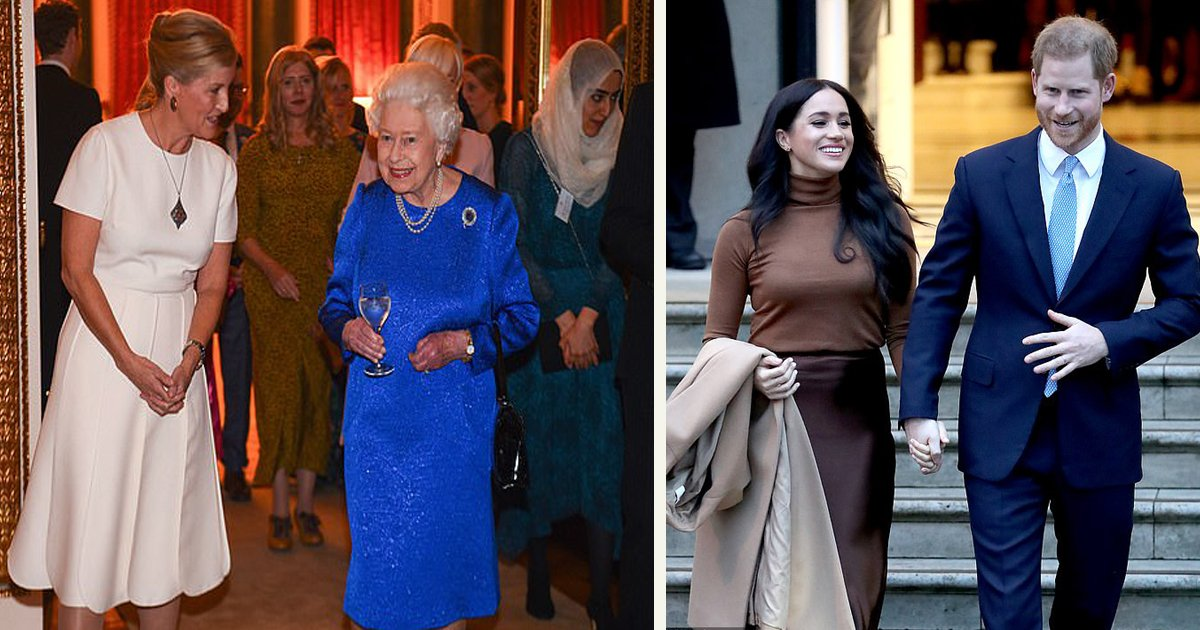 untitled 1 118.jpg?resize=1200,630 - Queen's 'Favorite' Sophie Wessex May Take On More Royal Responsibilities