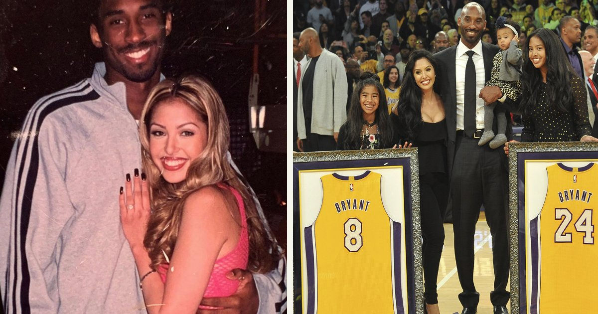 untitled 1 125.jpg?resize=1200,630 - Vanessa Bryant Shared A Photo Of The Day She First Met Husband Kobe Weeks Before The Tragedy