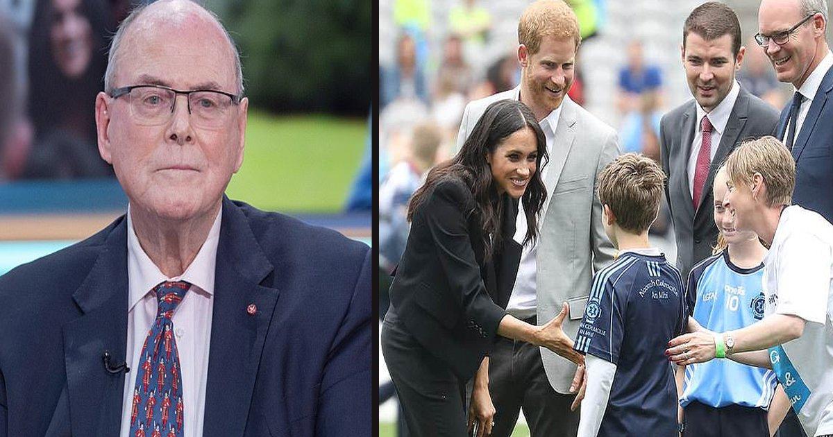 untitled 1 41.jpg?resize=1200,630 - Royal Photographer Arthur Edwards Felt Prince Harry Changed Since Meeting Meghan Markle