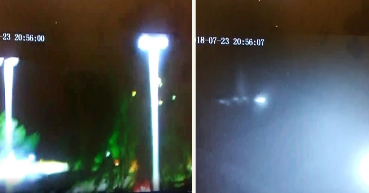 untitled 1 47.jpg?resize=1200,630 - A Night Security Guard Spotted An Unusually Bright Light Which He Thinks May Be A UFO