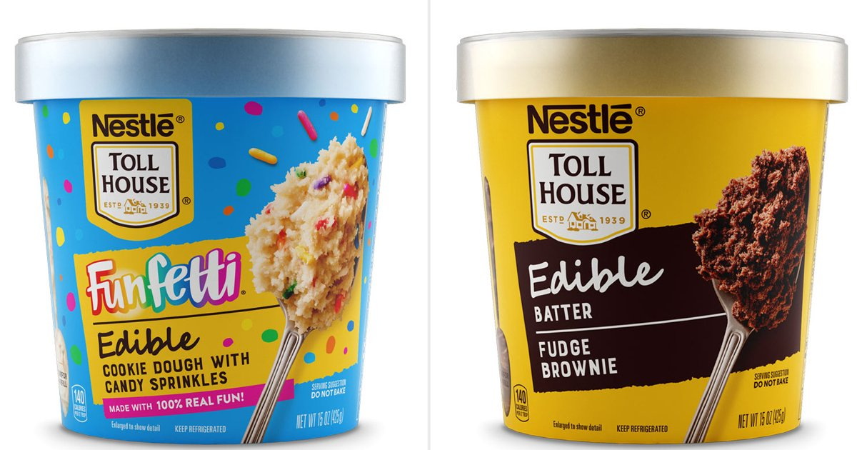 untitled 1 72.jpg?resize=1200,630 - Nestle Introduced Funfetti And Fudge Brownie Edible Cookie Dough