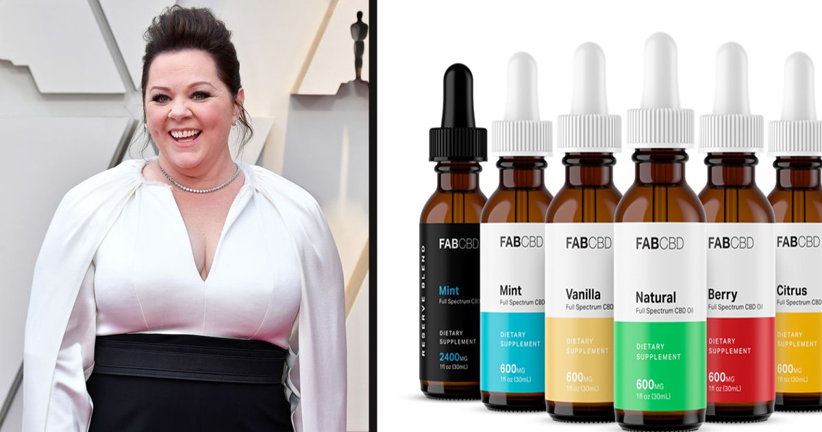 untitled 1 76.jpg?resize=412,232 - Melissa McCarthy Put CBD Oil On Her Toes Before A Long Night Of Academy Awards