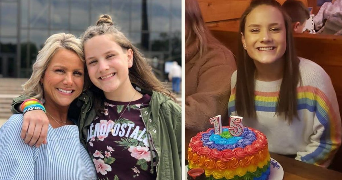 untitled 1 77.jpg?resize=1200,630 - Mother Claimed Daughter Was Expelled From A Private School For Posing With A Rainbow Cake