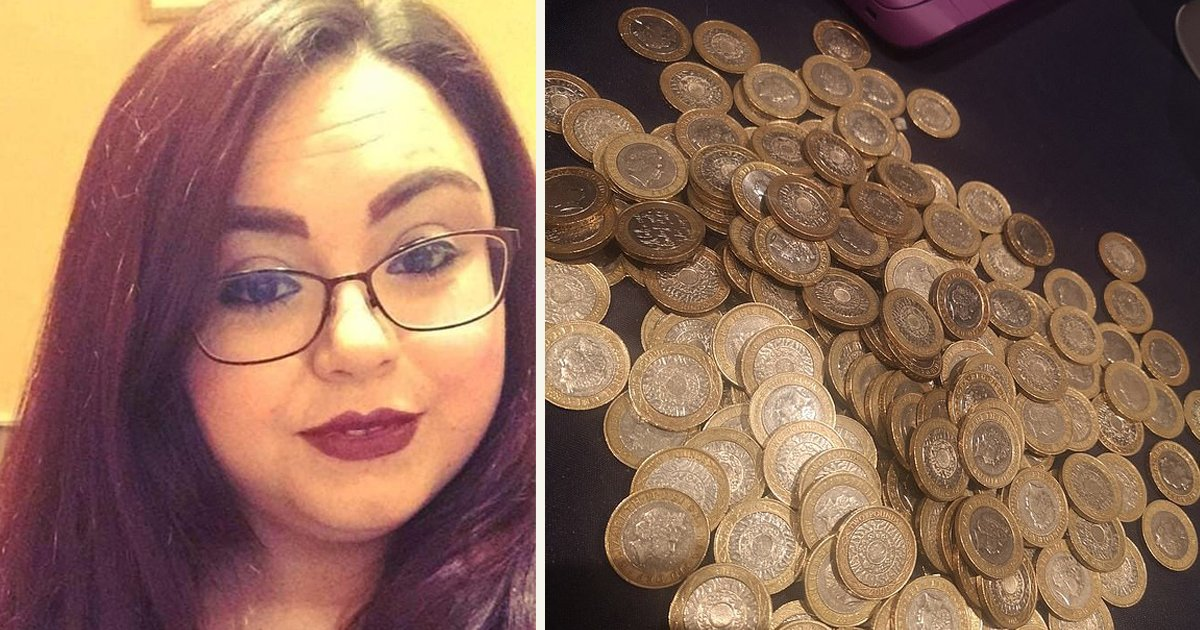 untitled 1 8.jpg?resize=1200,630 - Savvy Woman Saved Almost $500 By Saving Coins In A Jar For A Year