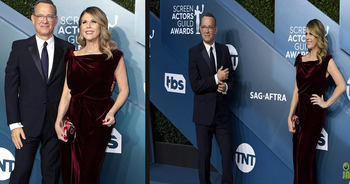 untitled 1 81.jpg?resize=1200,630 - Tom Hanks And Rita Wilson Like To Stay Home On A Date Night