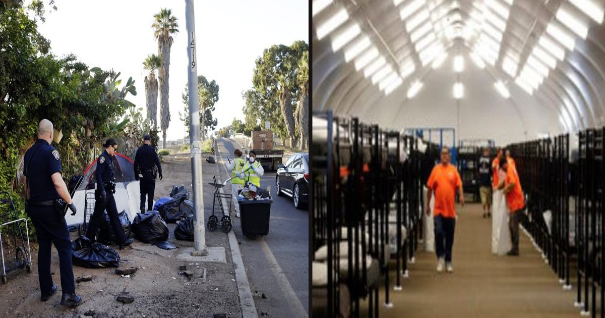 untitled 12 1.jpg?resize=1200,630 - Homeless Infractions Cleared In Exchange For Shelter Stays