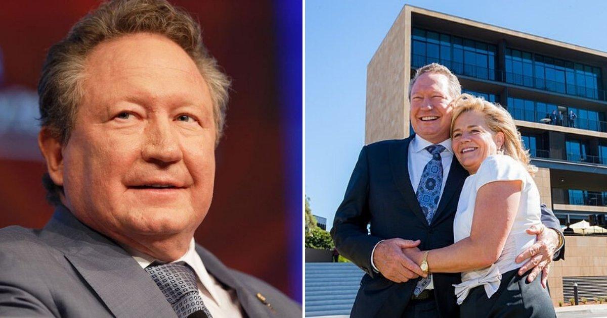 untitled design 10.png?resize=1200,630 - Billionaire Andrew Forrest Donated $70 Million Towards Australian Bushfire Crisis