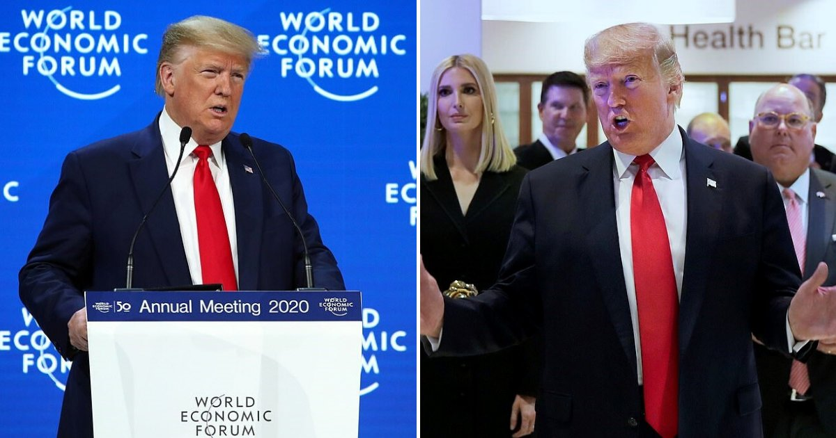 untitled design 19 1.png?resize=1200,630 - Donald Trump Urged World Leaders To 'Reject The Environmental Prophets Of Doom'