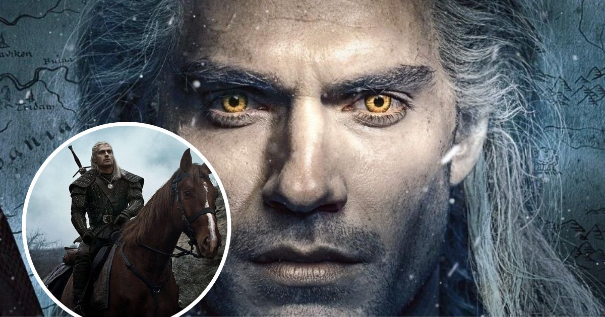 untitled design 27 2.png?resize=1200,630 - Netflix Confirmed The Witcher Movie Is In The Works Following The Series' Success