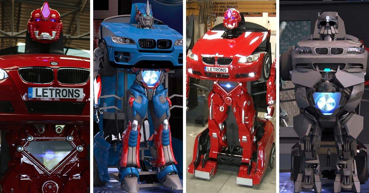 untitled design 27.png?resize=1200,630 - Türk İşi Transformer'lar Piyasaya Sürülüyor ve Hepimizi Kendilerine Hayran Bırakıyor!