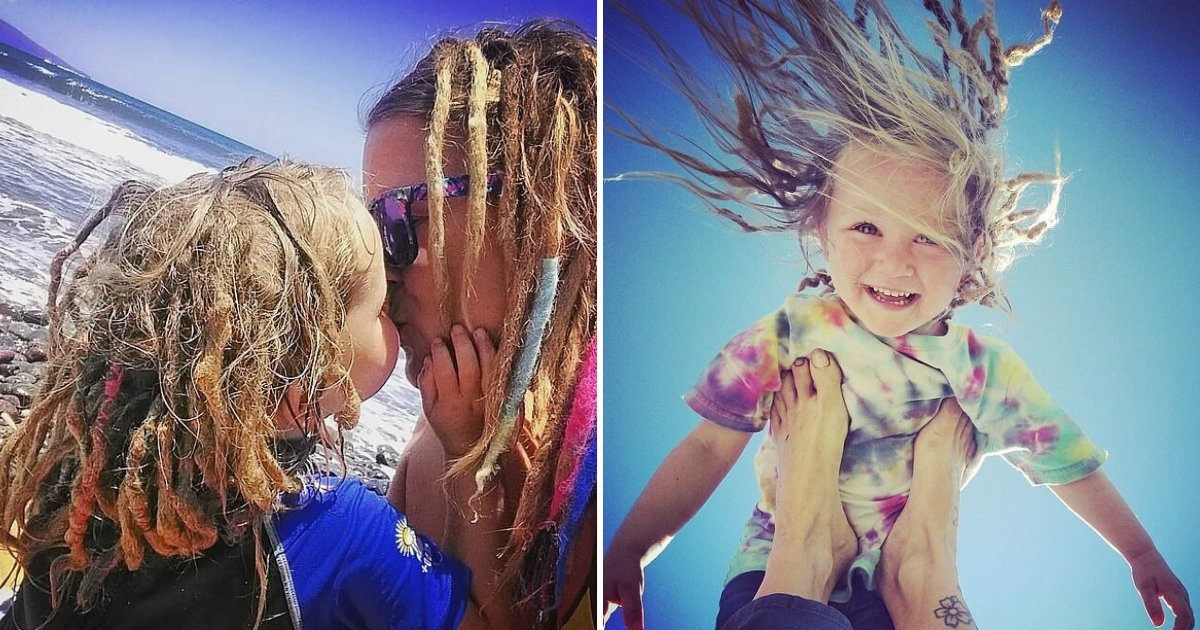untitled design 33 1.png?resize=1200,630 - Mother Accused Of Child Neglect For Letting Her Daughter Have Dreadlocks