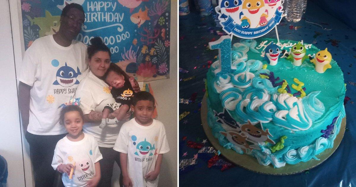 untitled design 48.png?resize=412,232 - Miracle de la vie: Un bébé, né sans peau, a célébré son premier anniversaire