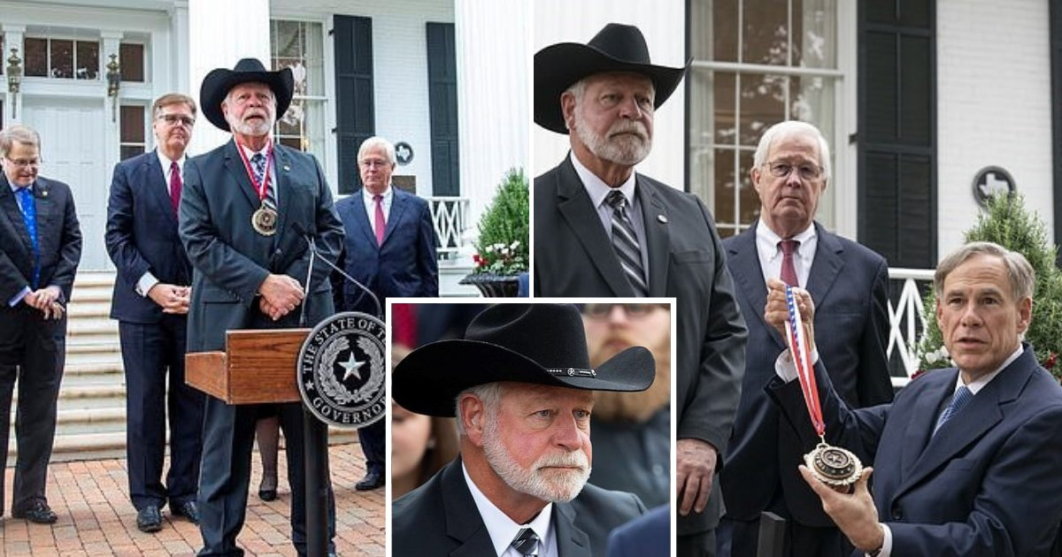 untitled design 49 1.png?resize=1200,630 - Hero Jack Wilson Received Highest Civilian Award After Stopping Gunman Who Opened Fire In Texas Church