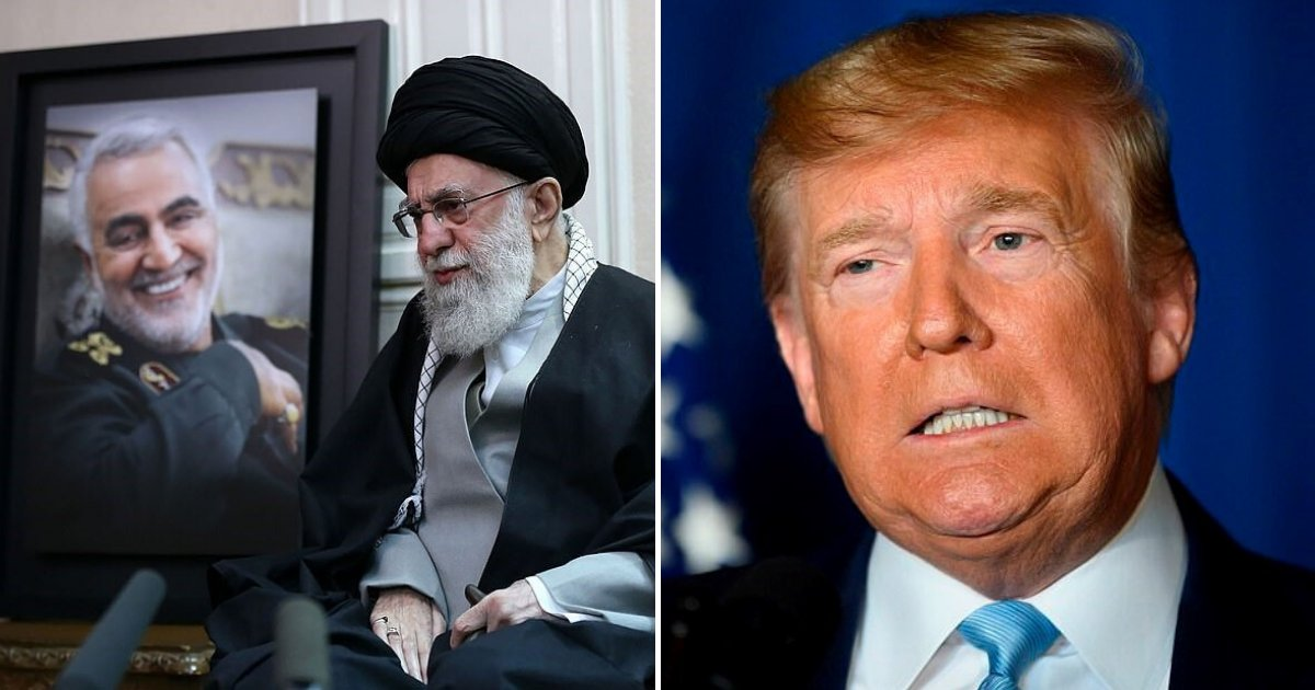 untitled design 63.png?resize=1200,630 - Iran Threatened To Attack The White House And Placed $80 Million Bounty On President Trump