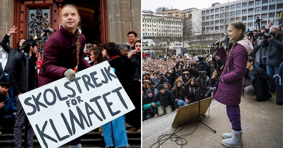 untitled design 68 1.png?resize=1200,630 - 'This Is Just The Beginning!' Greta Thunberg Once Again Warned World Leaders As She Called For Action