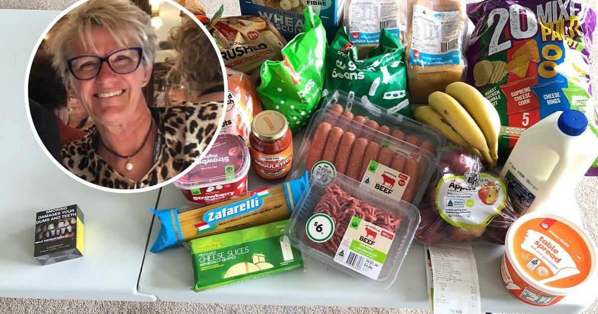 untitled design 76 2.png?resize=1200,630 - Grandma Showed The Amount Of Food She Can Buy For The Same Price As A Pack Of Cigarettes