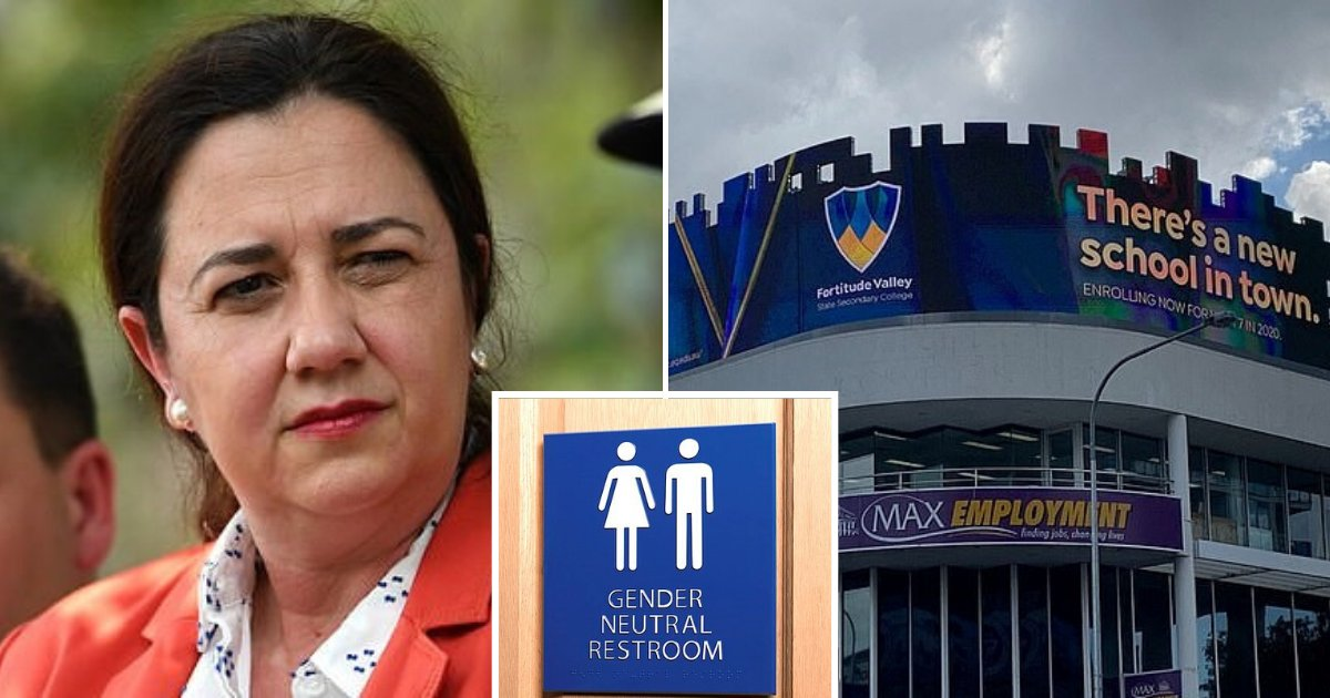 untitled design 77 1.png?resize=1200,630 - Government Banned Gender-Neutral Toilets In Australian Schools