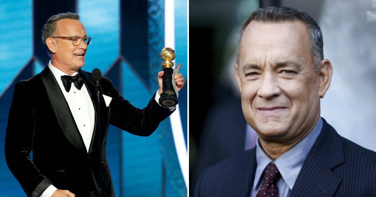 untitled design 78.png?resize=1200,630 - Tom Hanks Broke Into Tears As He Accepted Golden Globes' Lifetime Achievement Award
