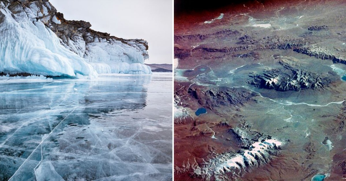 virus5.png?resize=1200,630 - Climate Change Could Release 15,000-Year-Old Viruses As Ancient Glaciers Melt, Researchers Say