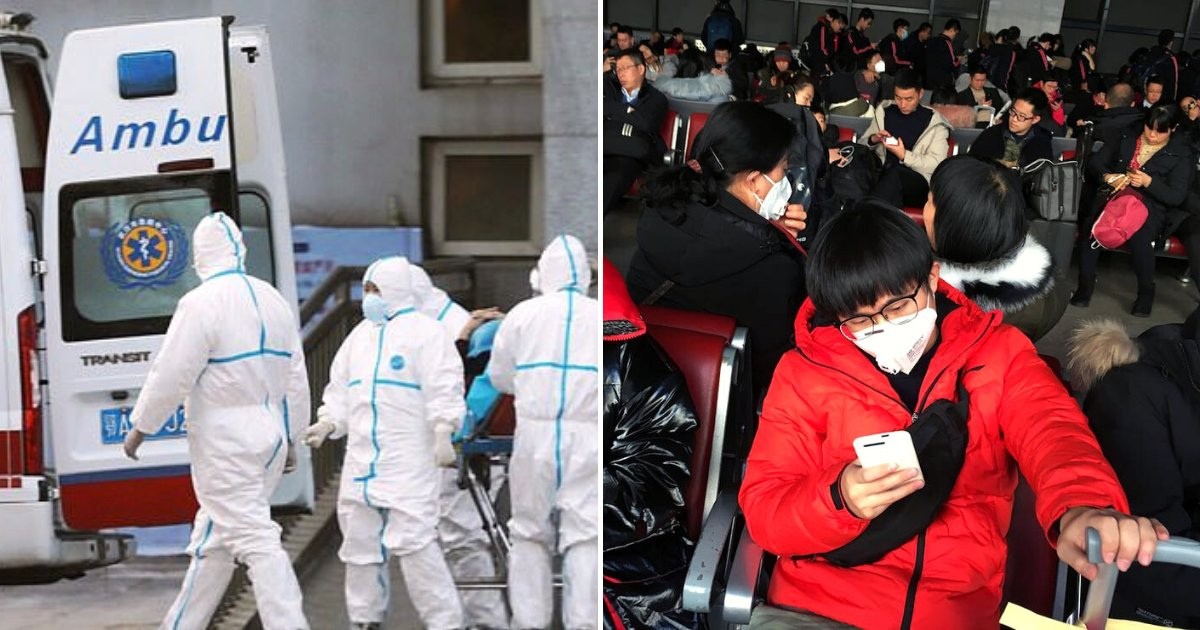 virus6.png?resize=1200,630 - China Confirmed New SARS-Like Virus Had Spread Between Humans And Struck More Than 200 People In Asia