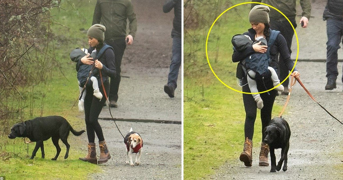 whatsapp image 2020 01 21 at 8 26 52 pm 1.jpeg?resize=1200,630 - Meghan Markle Gleams While Taking Baby Archie and Her Dogs For a Walk And Prince Harry Rejoins His Family After Last Royal Engagement
