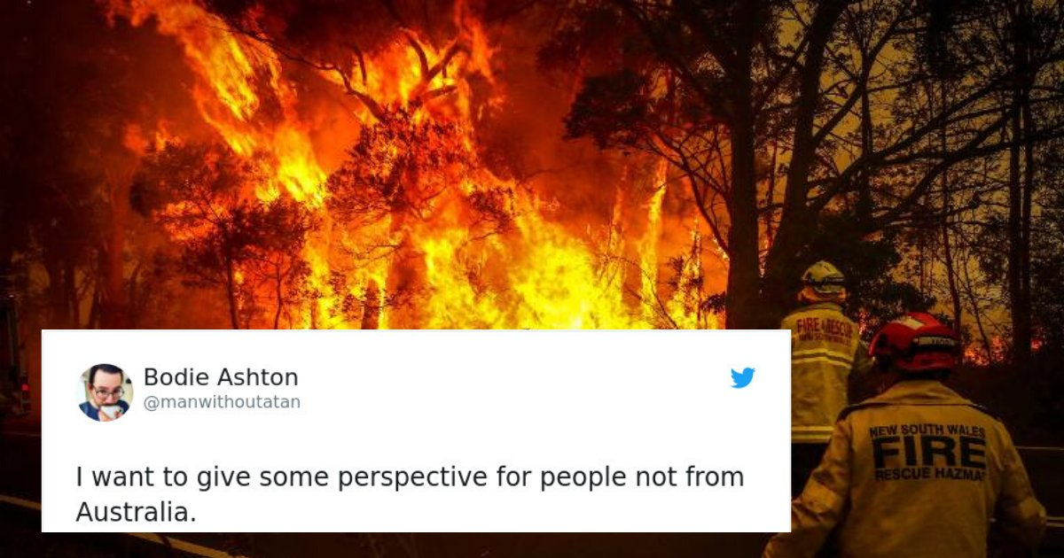 wildfire3.png?resize=1200,630 - Guy Posted Terrifying Tweet Thread That Reveals The Damaging Power Of Bushfires in Australia