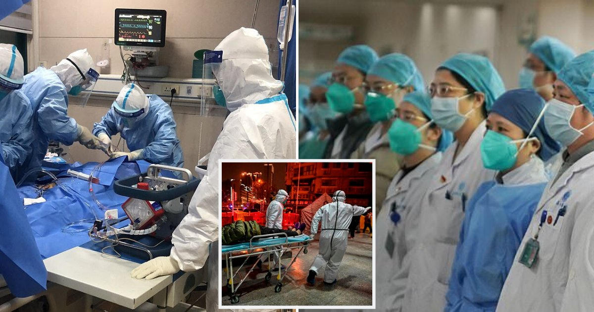 wuhan6.png?resize=1200,630 - Doctors Fighting Coronavirus In Wuhan Are Wearing Nappies As There's No Time For Toilet Breaks