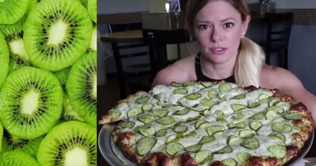 y4.png?resize=300,169 - Food Lovers Were Petrified When A Pizza With Kiwi Toppings Went Viral