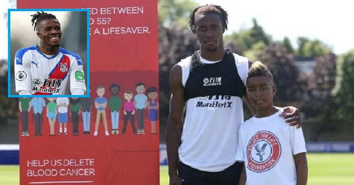 z3.jpg?resize=1200,630 - Wilfried Zaha Donates 10% Of His Monthly Wage To Charity