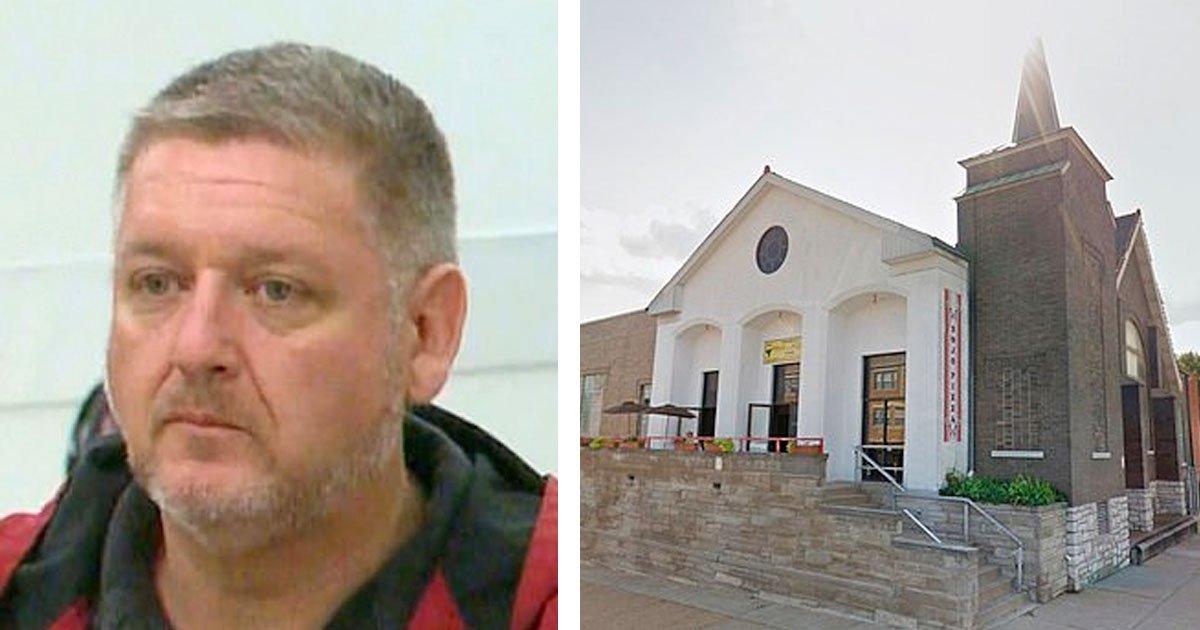 1 108.jpg?resize=1200,630 - Un Ex Pastor Es Sentenciado A 65 Años De Prisión Por Filmarse Mientras Abusaba De Dos Niñas En Una Pizzería