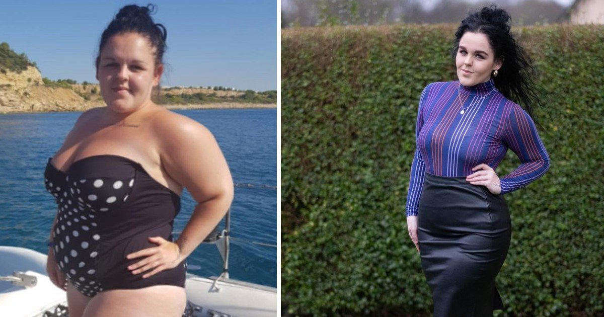1 181.jpg?resize=412,275 - Switching To A Sugar-Free Soft Drink Helped This 26-Year-Old Woman Loose 88lbs