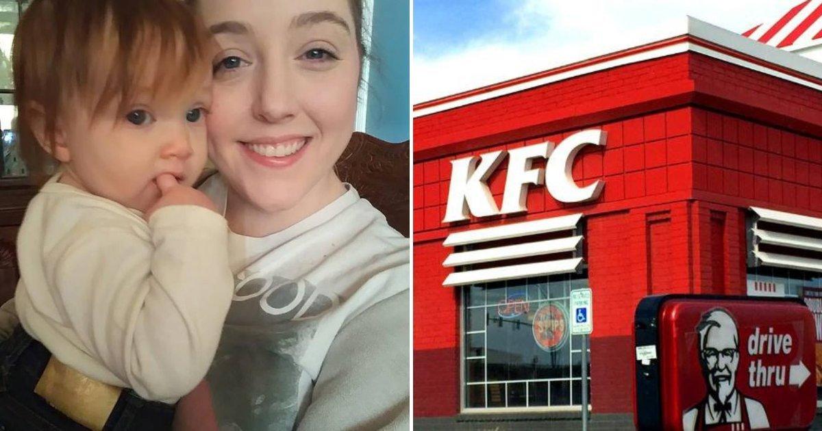 1 221.jpg?resize=1200,630 - Empleada De KFC Recibió Más De $ 1.5 Millones De Dólares Por Ser Denigrada Al Querer Extraer Leche Materna
