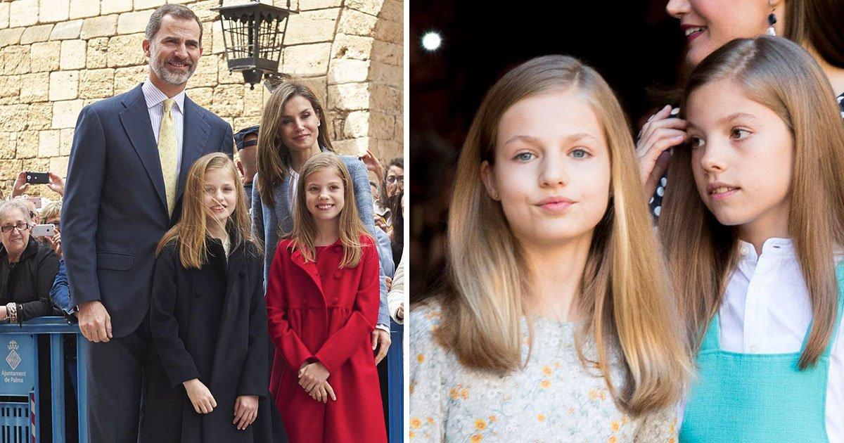 1 61.jpg?resize=300,169 - 6 Estrictas Normas Que Los Reyes De España Usan Con Sus Hijas En Casa