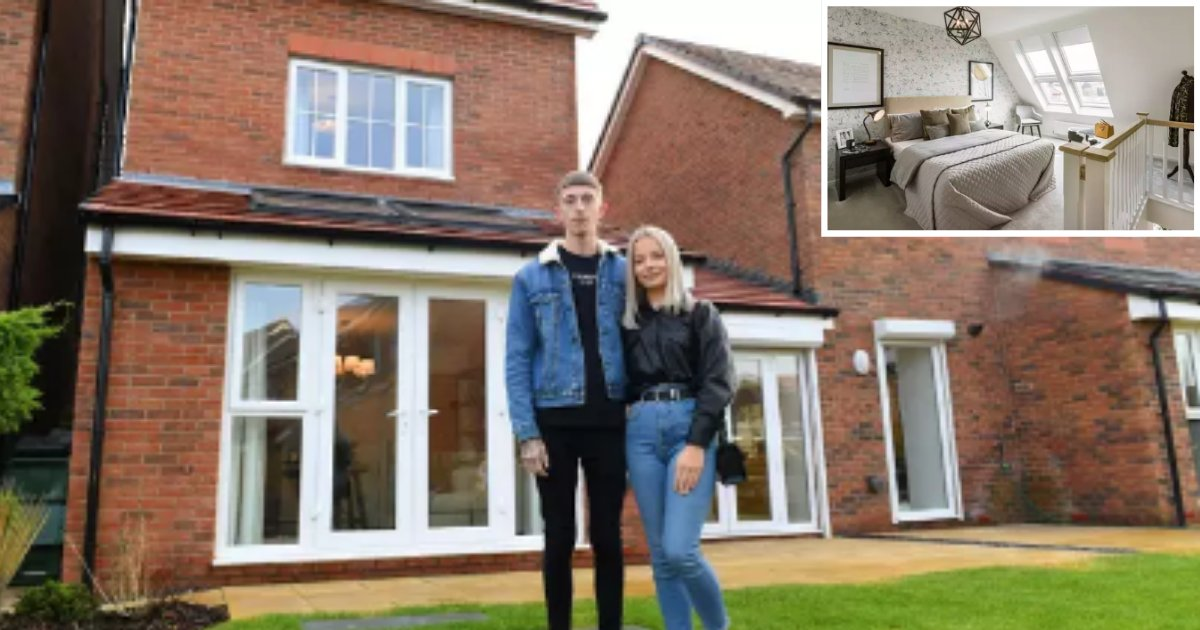 1 8.png?resize=1200,630 - A Young Couple Saved £13,000 in Just 6 Months And Bought a House of Their Own