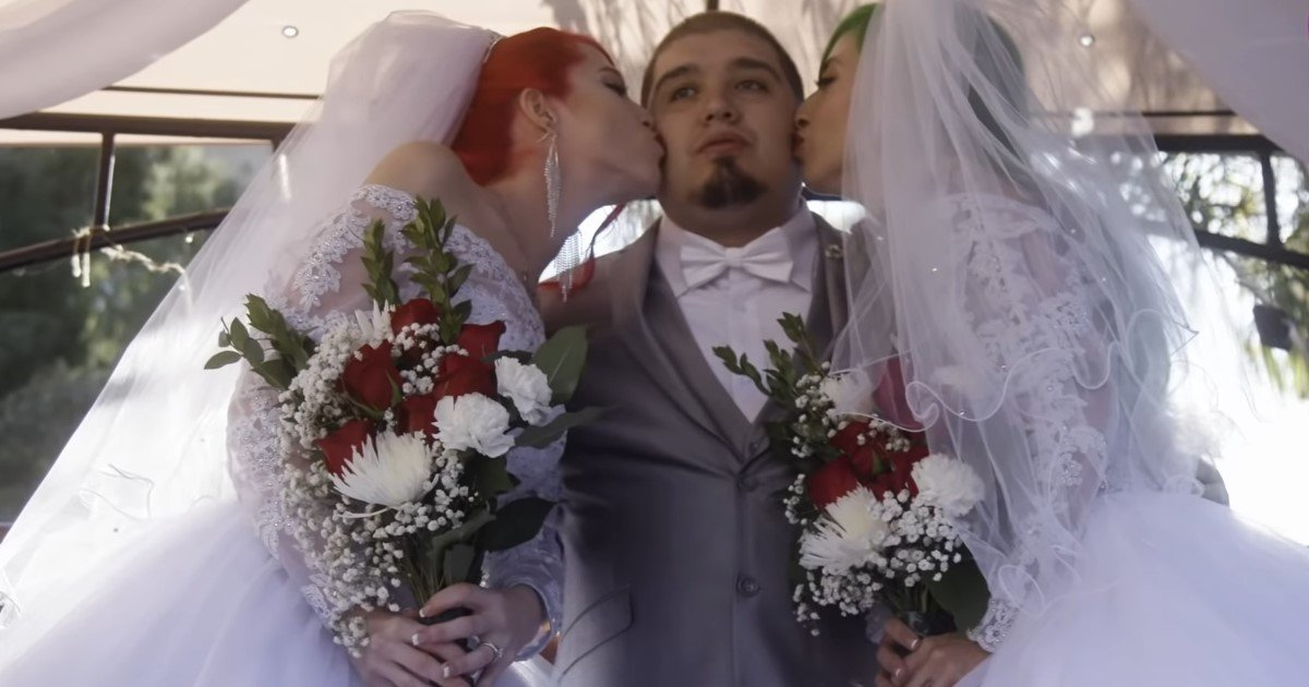 1 80.jpg?resize=412,232 - A Man, 35, Tied The Knot With Two Women