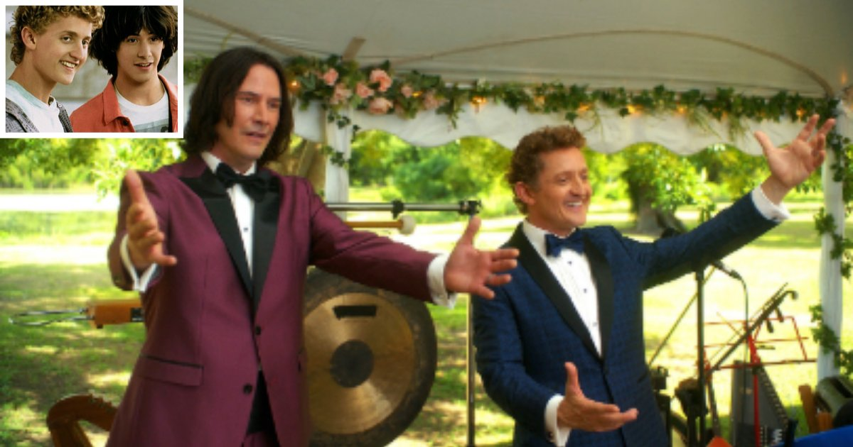 11 17.png?resize=412,232 - Alex Winter and Keanu Reeves to Show Up in 'Bill & Ted Face the Music' After 19 Years