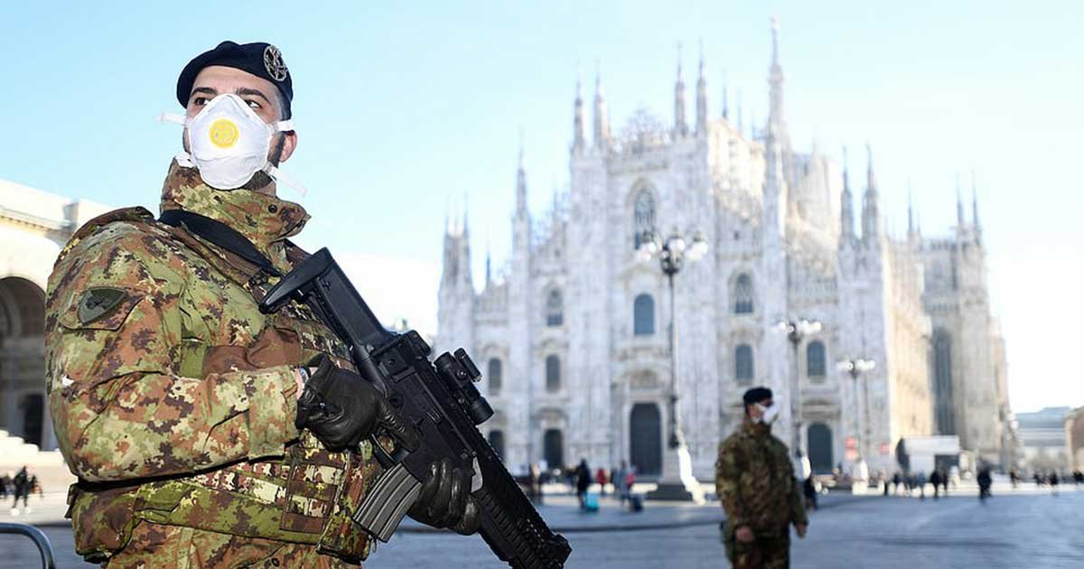 11 76.jpg?resize=412,232 - Italy Put 50,000 People In 11 Towns On Lockdown After Fifth Coronavirus Victim