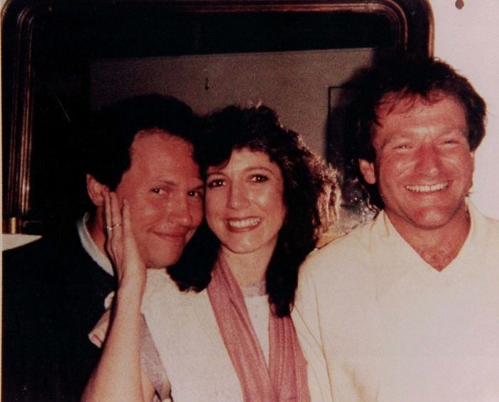 My Cool Mom Partying With Robin Williams And Billy Crystal In LA In 1982