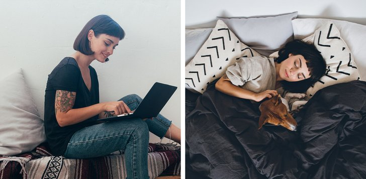 Why It's Crucial to Not Let Anyone Sit on Your Bed in Their Outside Clothes