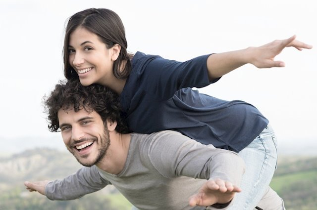 Resultado de imagen de pareja equilibrada