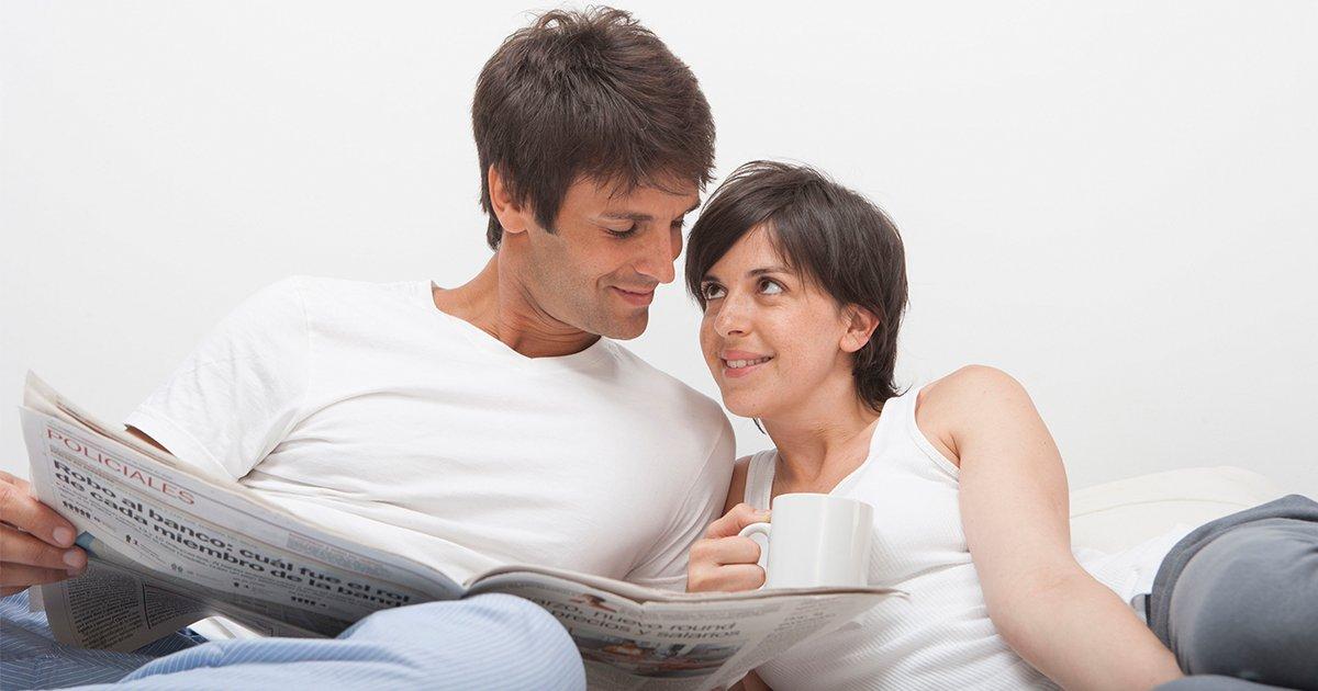 Resultado de imagen de pareja confianza