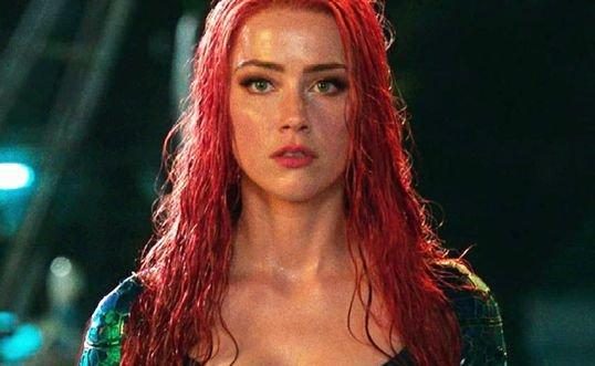 """Amber Heard sería retirada de """"Aquaman 2"""" por escándalo"""