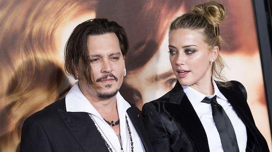 A mediados del 2019, el actor denunció haber sido víctima de violencia doméstica durante su matrimonio con la actriz. Los audios difundidos recientemente confirman las agresiones. (Foto: AFP)