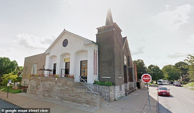 Prosecutors said Copp, a pastor and karate instructor who ran Dojo Pizza out of this defunct church on Morganford Road in St Louis, groomed and sexually abused two sisters for a decade
