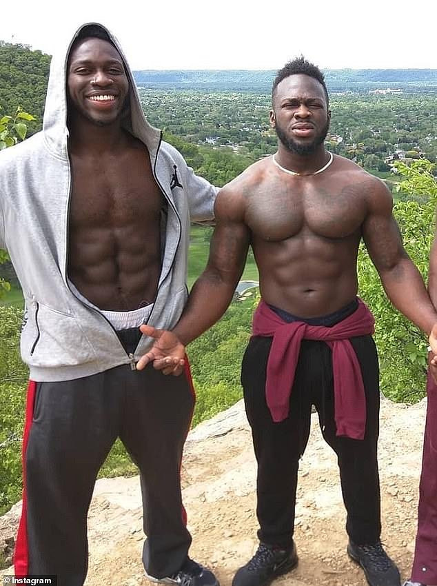 Brothers Abel (left) and Ola (right) Osundairo told police Smollett paid them to stage the attack