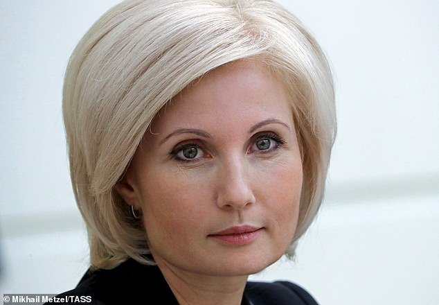 Conservative lawmaker Olga Batalinaclaimed the family is under attack from attempts to introduce new terms like