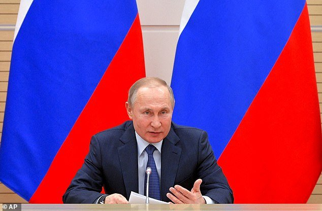 Russian President Vladimir Putin today stressed that marriage should be solely a heterosexual union at a meeting to discuss constitutional amendments
