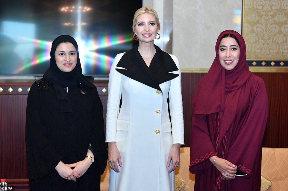 Mona Al Marri, the chairperson of the Dubai Women Establishment
