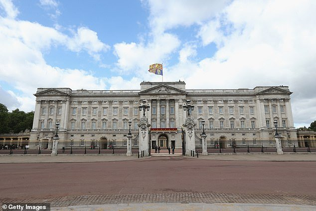 The Duke and Duchess of Sussex will no longer have an office at Buckingham Palace in London