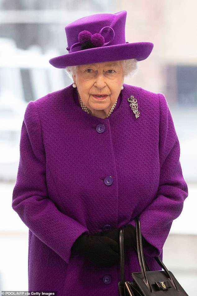 On Tuesday, DailyMail revealed the Queen and senior officials agreed the two could no longer keep the word